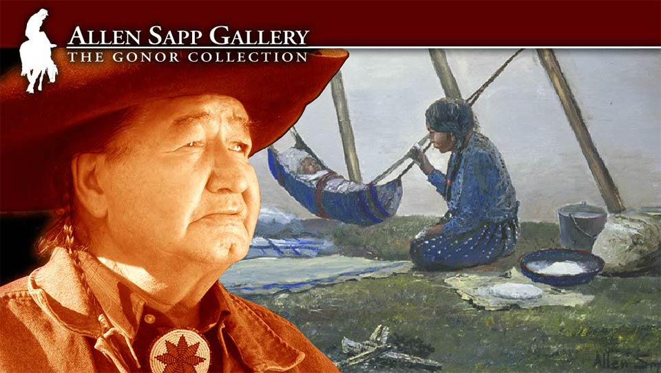Allen Sapp Gallery - The Gonor Collection
